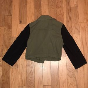 Ali & Kris Jackets & Coats - ALI & KRIS™️ Cropped Jacket
